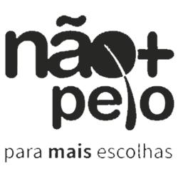Logomarca não + pelo