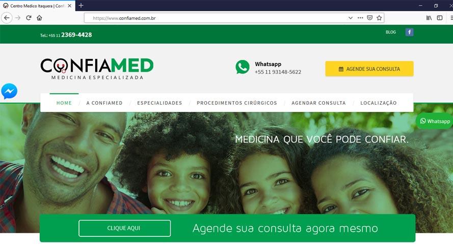 confiamed-criacao-sites-sao-paulo