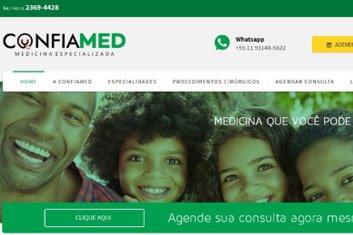 criacao-de-site-profissional-confiamed-medicina-especializada