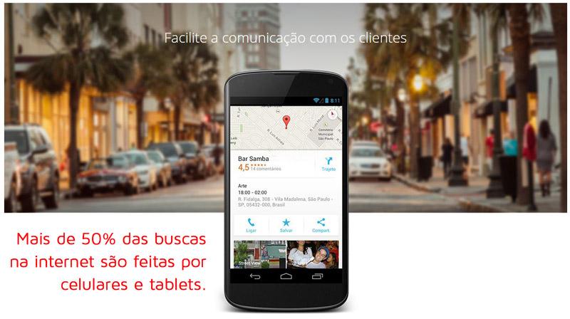 seo-local-mais-de-50-porcento-das-buscas-feito-celular-tablets Como conquistar clientes locais usando o SEO local