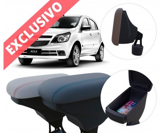 Apoio de Braço Chevrolet Agile (Artefactum) por alfabetoauto.com.br