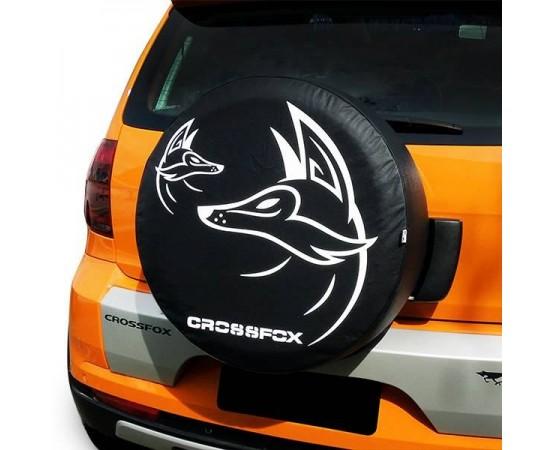 Capa de Estepe Volkswagem Crossfox - CS-61 (Alfabetoauto) por alfabetoauto.com.br