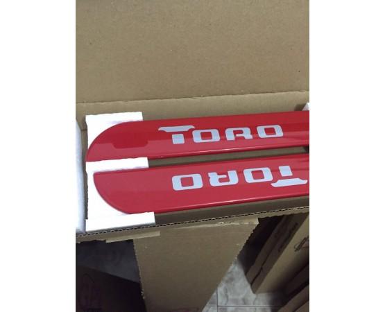 Friso Lateral Personalizado Fiat Toro (Alfabetoauto) por alfabetoauto.com.br