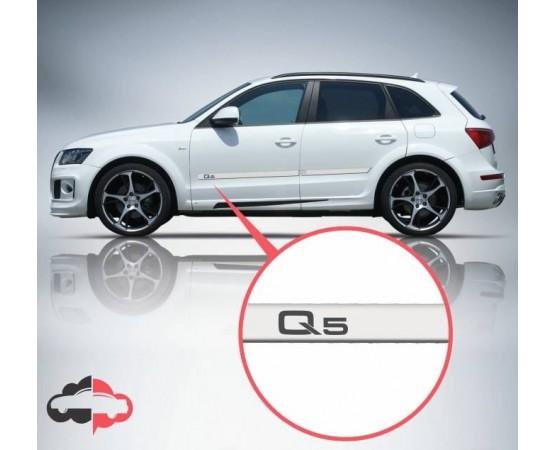 Friso Lateral Personalizado Audi Q5 (Alfabetoauto) por alfabetoauto.com.br