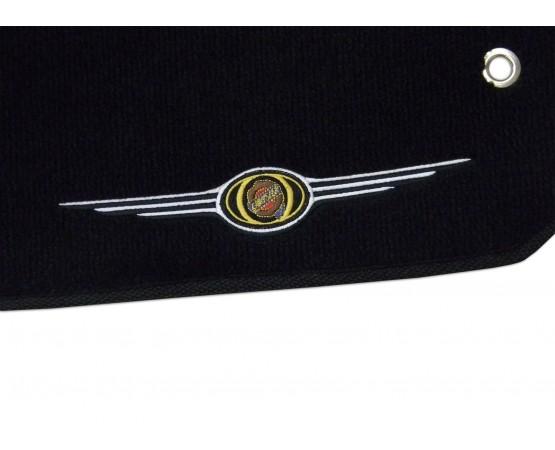 Tapete Chrysler 300c Luxo (Alfabetoauto) por alfabetoauto.com.br