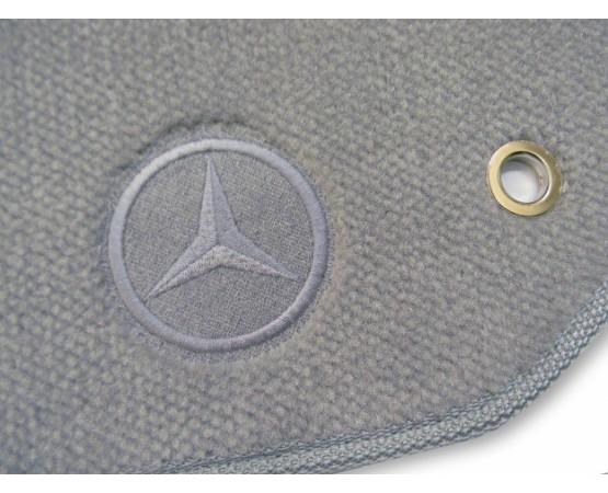 Tapete Mercedes Benz Classe C 230 Luxo (Alfabetoauto) por alfabetoauto.com.br