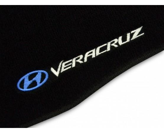 Tapete Hyundai Veracruz 7 Lugares Luxo (Alfabetoauto) por alfabetoauto.com.br