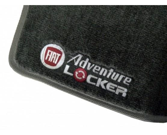 Tapete Fiat Idea Adventure Luxo (Alfabetoauto) por alfabetoauto.com.br