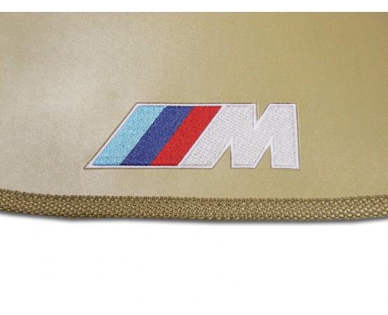 Tapete BMW 6M Borracha (Alfabetoauto) por alfabetoauto.com.br
