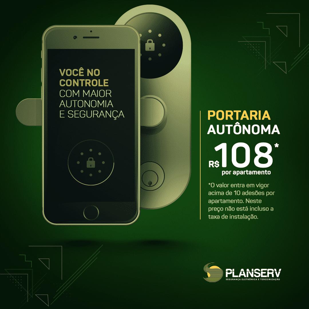 Portaria Virtual - Planserv