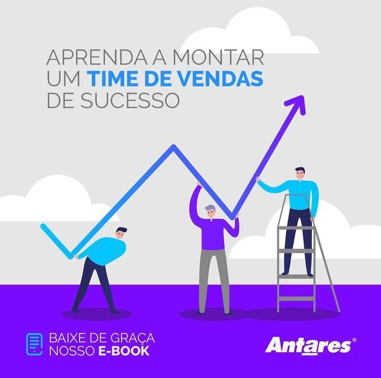 Agência de Marketing Digital e Publicidade Antares Comunicação