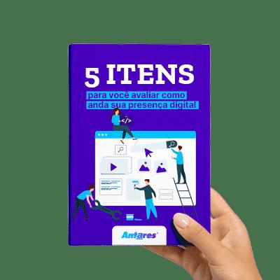 5 itens para avaliar sua Presença digital