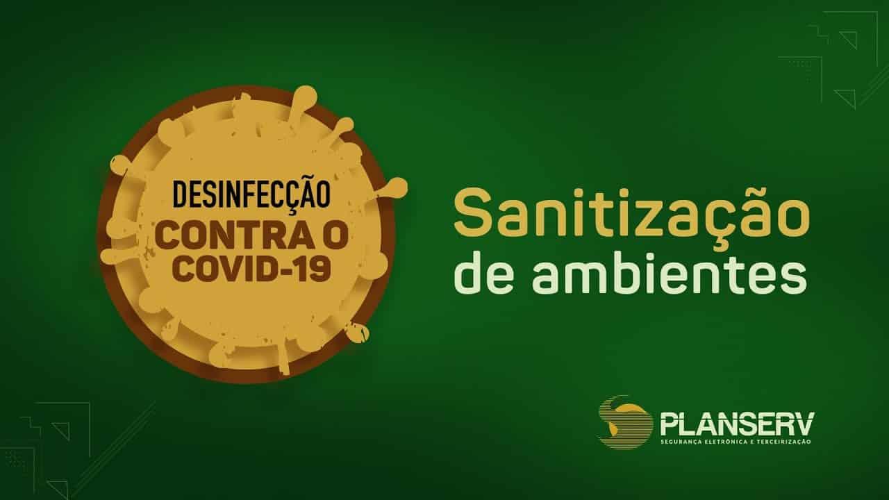 Oferta de Sanitização - Planserv