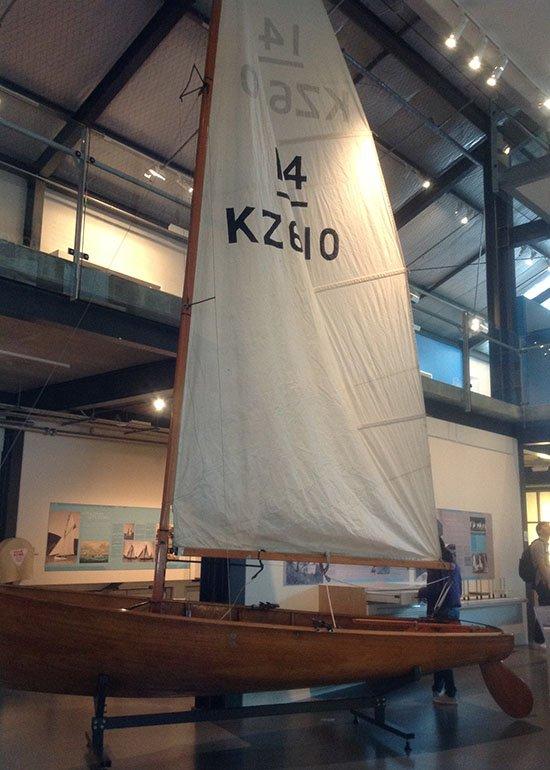 Voyager Maritime Museum TE HUA