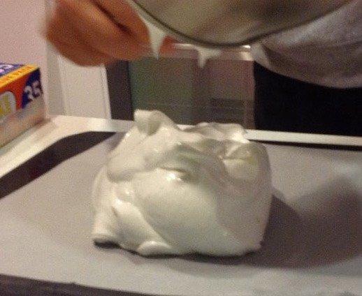 receita pavlova nova zelandia creme
