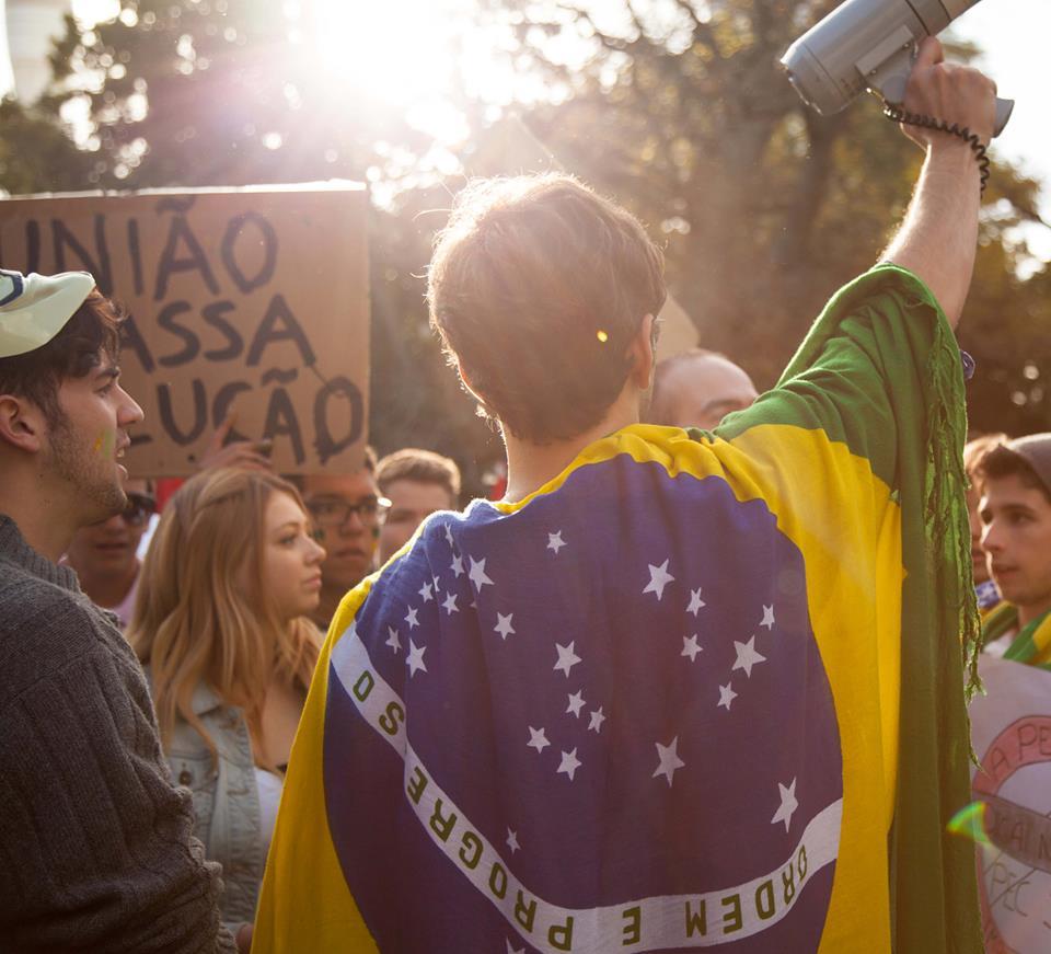 manifestação brasileiros na nova zelandia