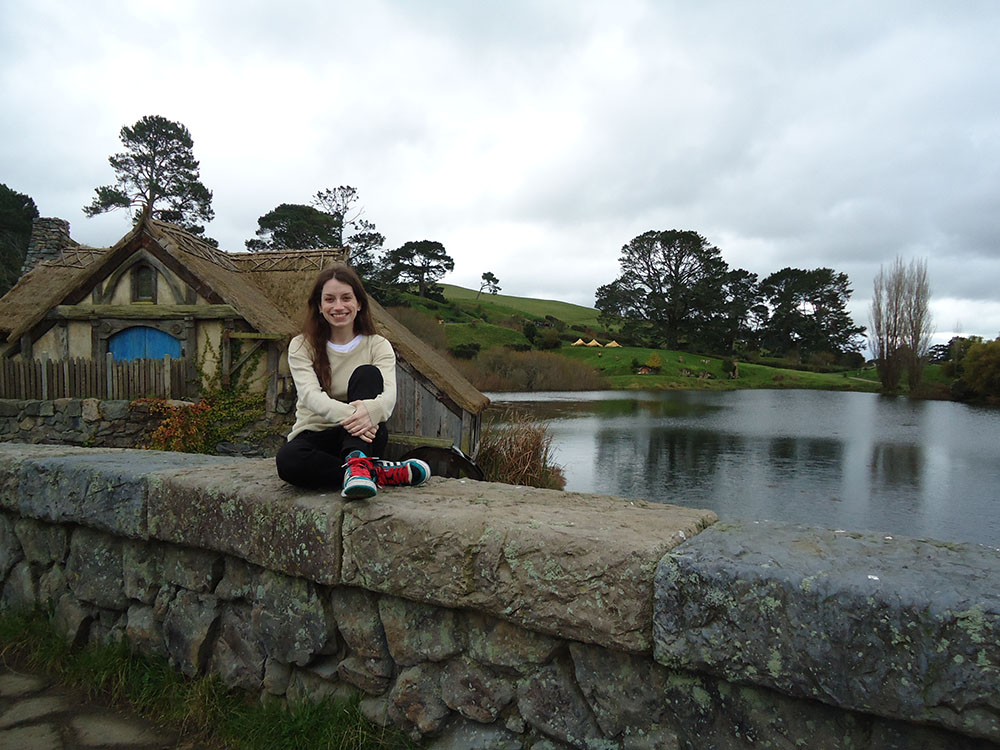 ponte bridge hobbiton