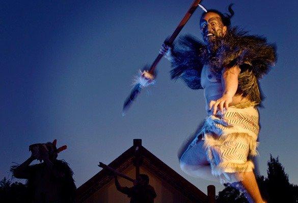 te po te puia evento maori