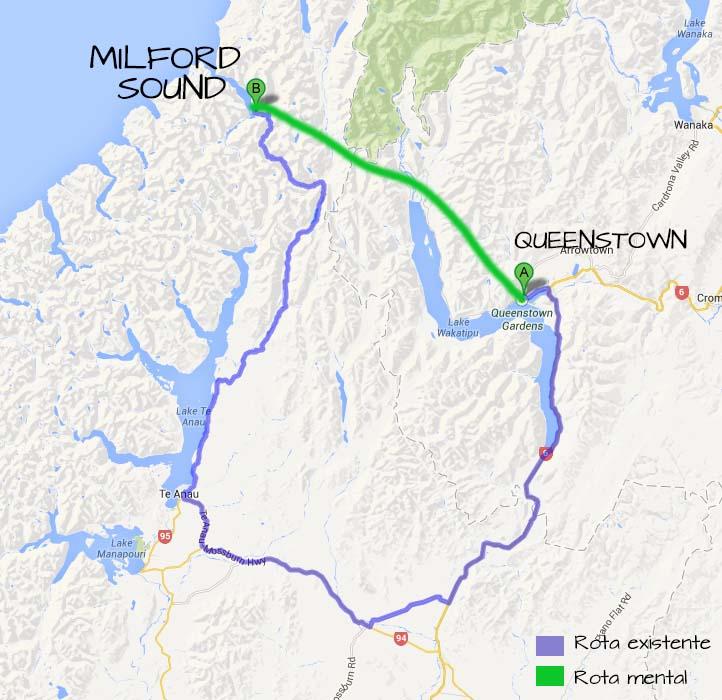Milford Sound como chegar
