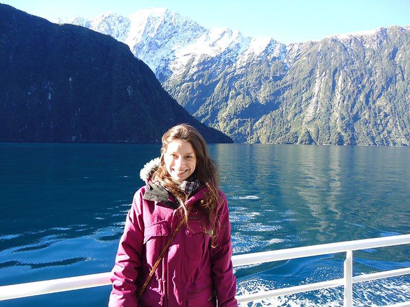 Milford Sound fiorde nova zelandia