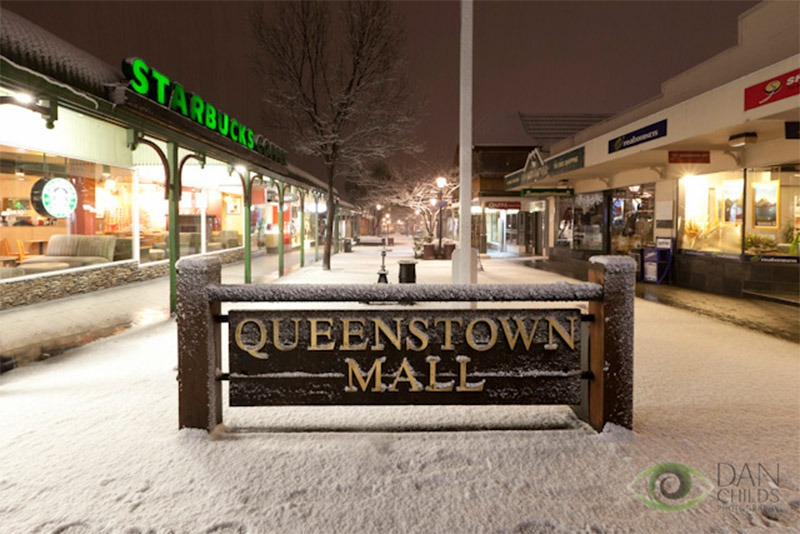 centro de queenstown lojas