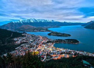 queenstown a cidade dos esportes radicais na nova zelandia