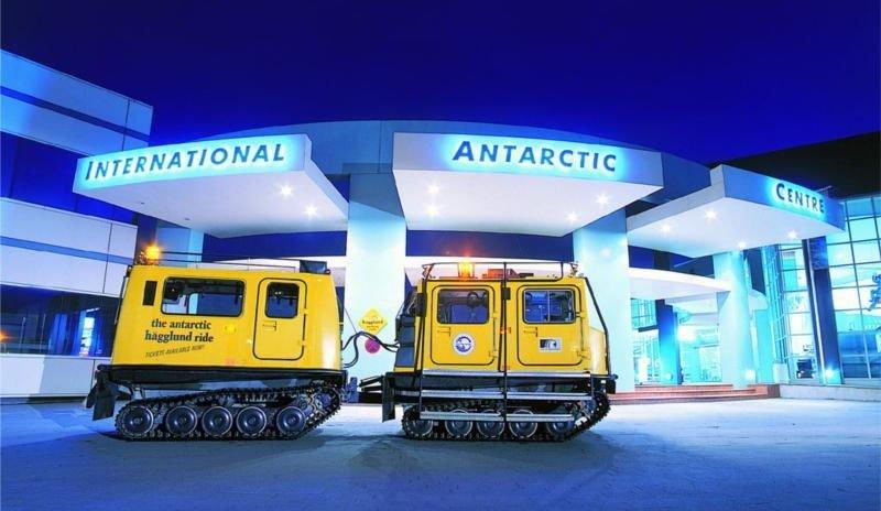 o que visitar em christchurch nova zelandia museu antartica