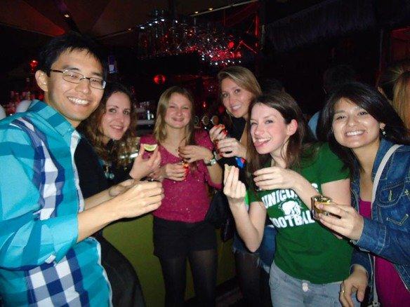 pubcrawl em auckland tequila  bares em auckland