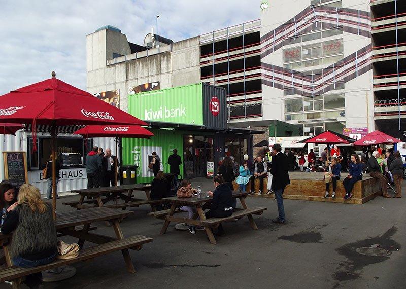 re start mall nova zelandia