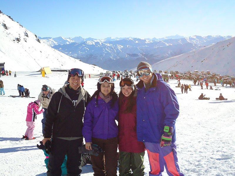snowboard na nova zelandia remarkables montanha