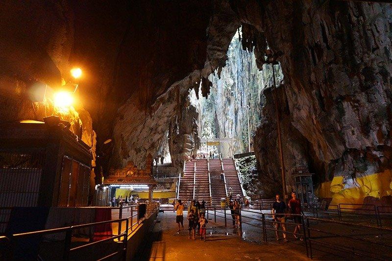 Atrações em Kuala Lumpur batu caves apure guria 2