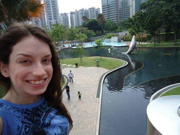 Atrações em Kuala Lumpur petronas towers praça