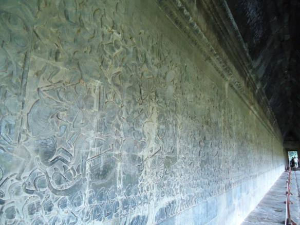Nascer do sol em Angkor Wat (1)