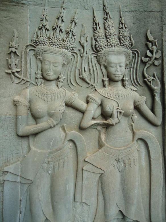 Nascer do sol em Angkor Wat (3)