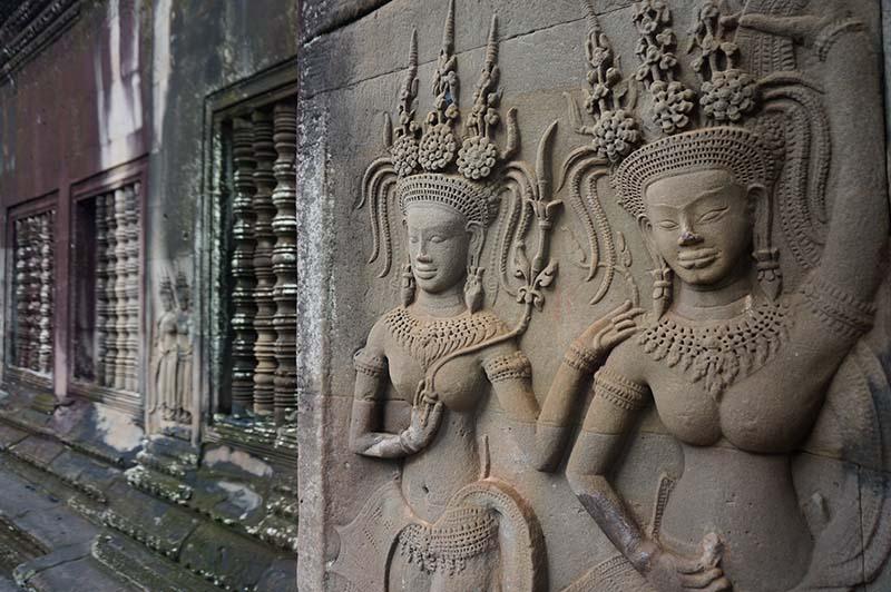 Nascer do sol em Angkor Wat (4)