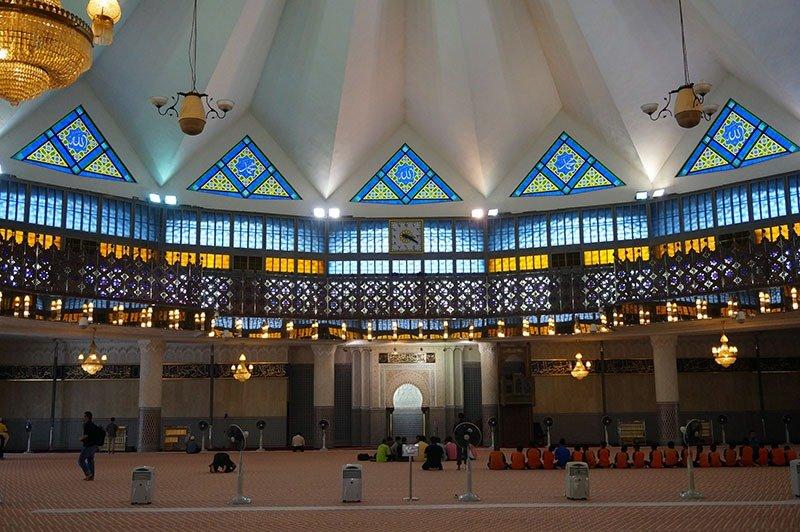 mesquita nacional malasia kuala lumpur 3