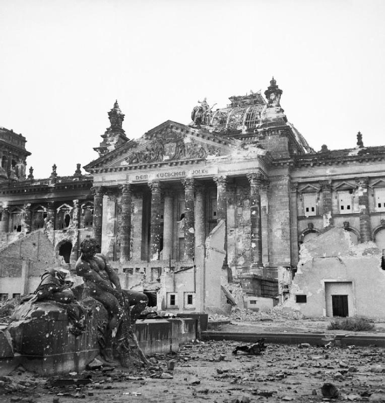 como visitar o reichstag parlamento alemao em ruinas