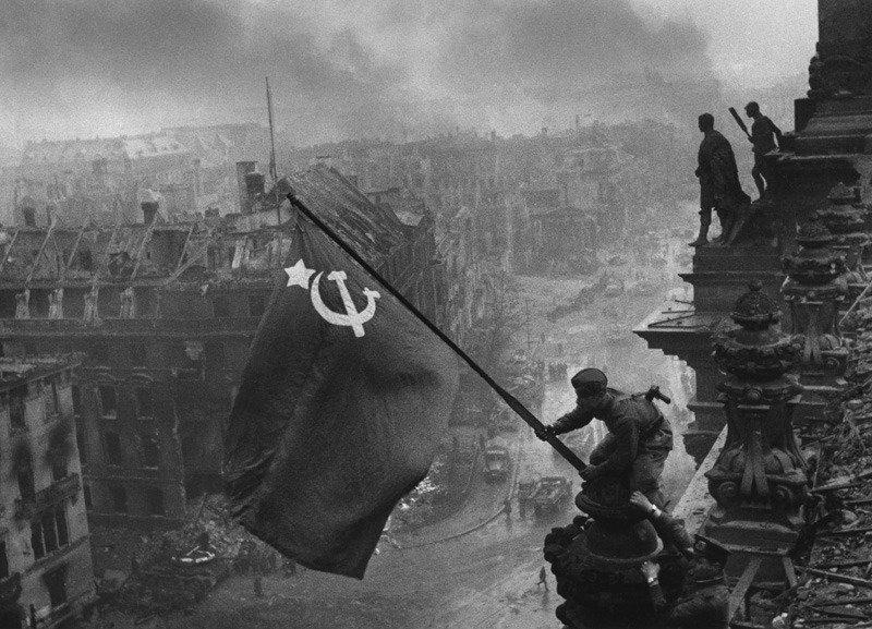 foto historica reichstag segunda guerra