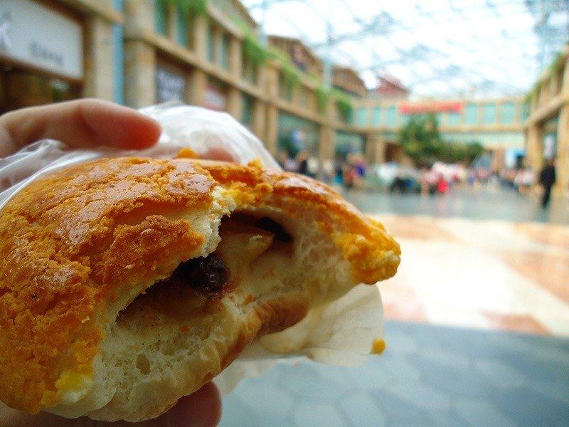 o que comer em sentosa island cingapura