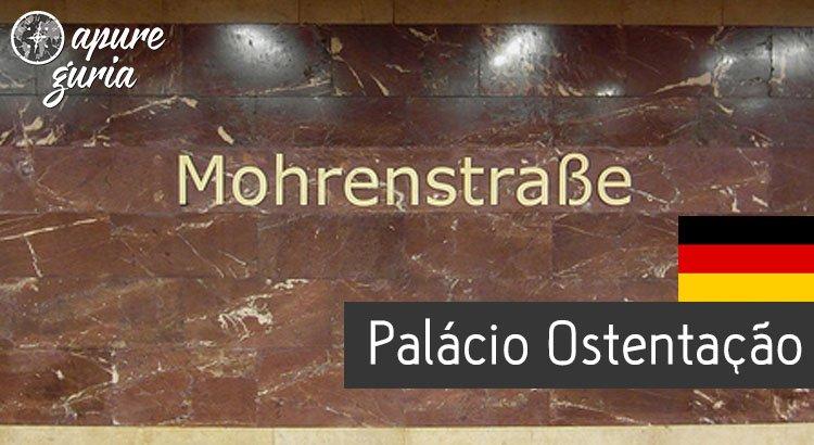 palacio hitler mohrenstrasse berlin u2