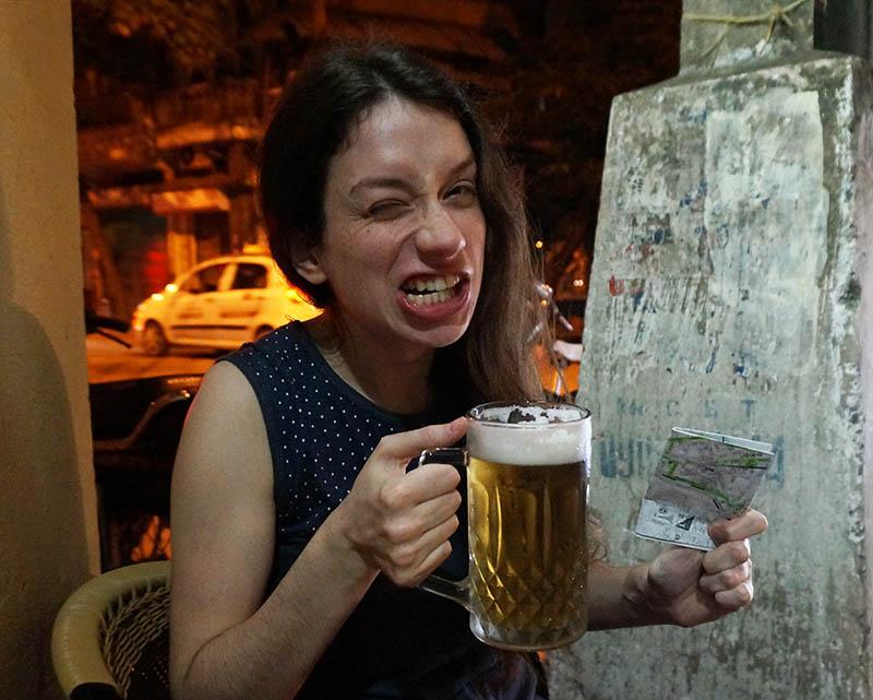 o que comprar no sudeste asiatico cerveja