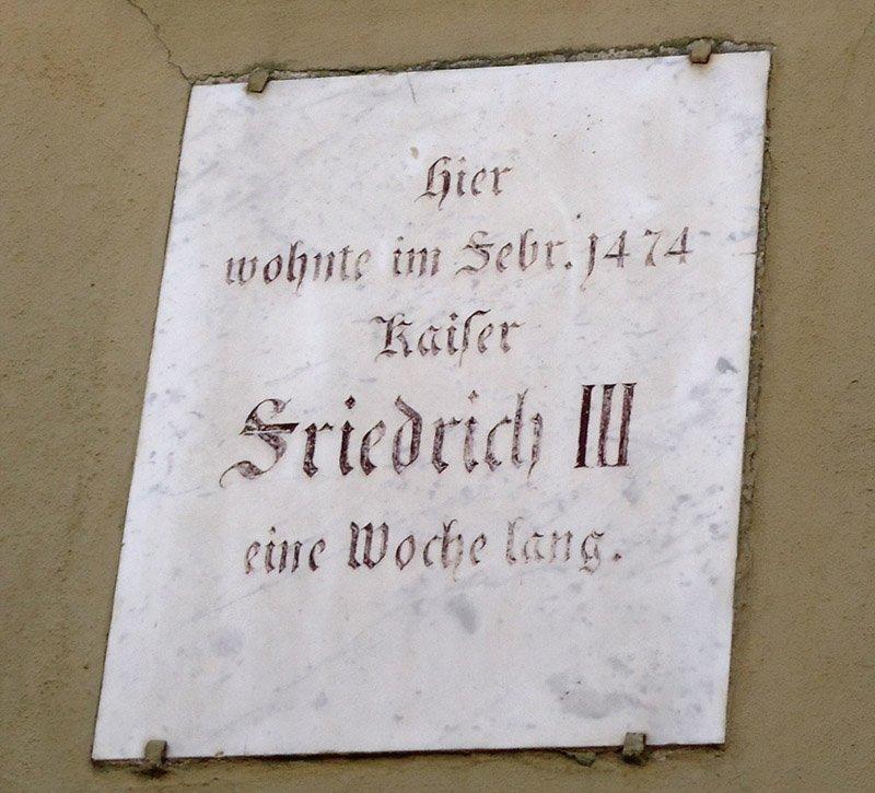 friedrich III rothenburg ob der tauber