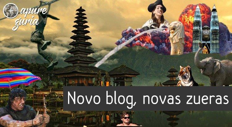 novo blog apure guria