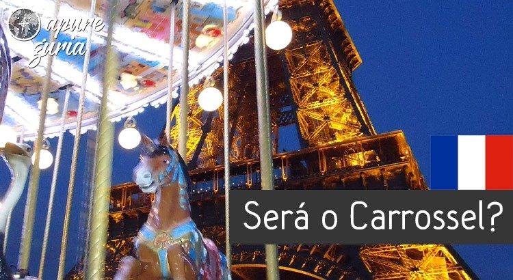 torre eiffel tour paris frança visite viagem carroussel
