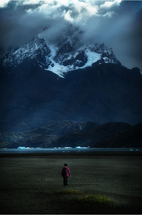 11 lugares que te fazem se sentir insignificante 7 lago grey patagonia