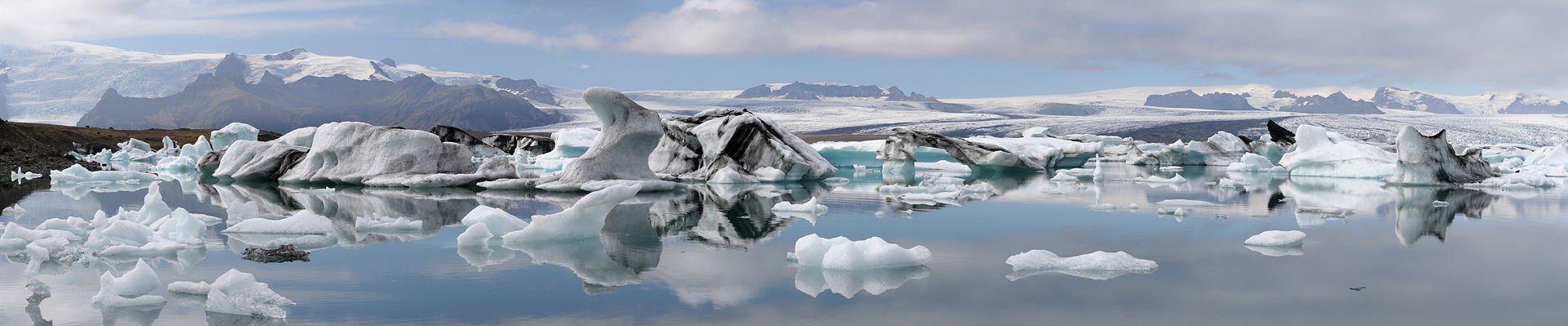 Jokulsarlon_Panorama fotos para amar a Islândia