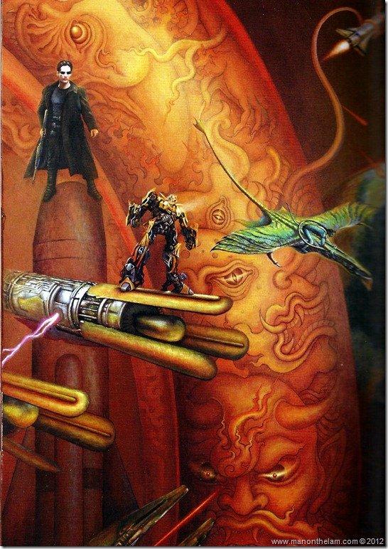 Transformers-star wars-Matrix-Wat-Rong-Khun-tailandia