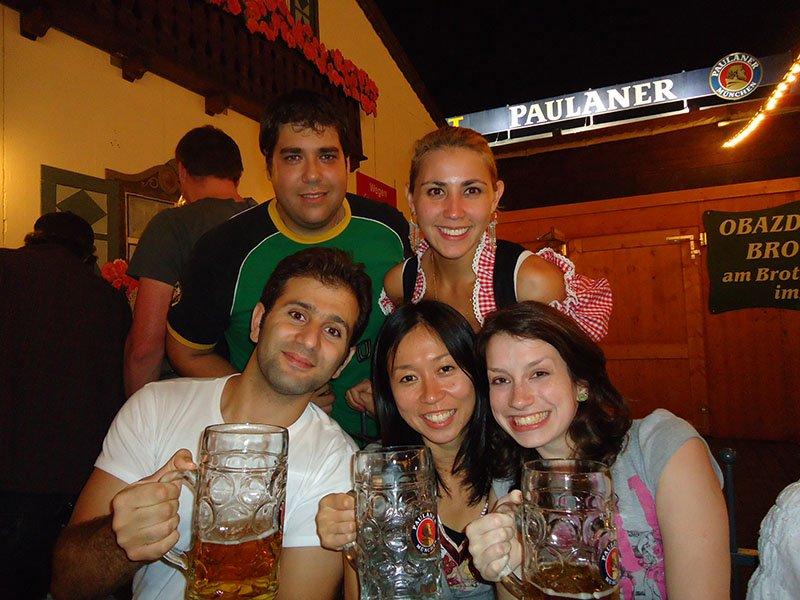 Tudo o que você precisa saber sobre a Oktoberfest cerveja paulaner