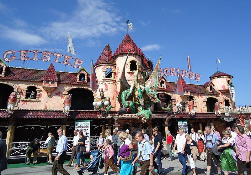 Tudo o que você precisa saber sobre a Oktoberfest na alemanha lebende geister