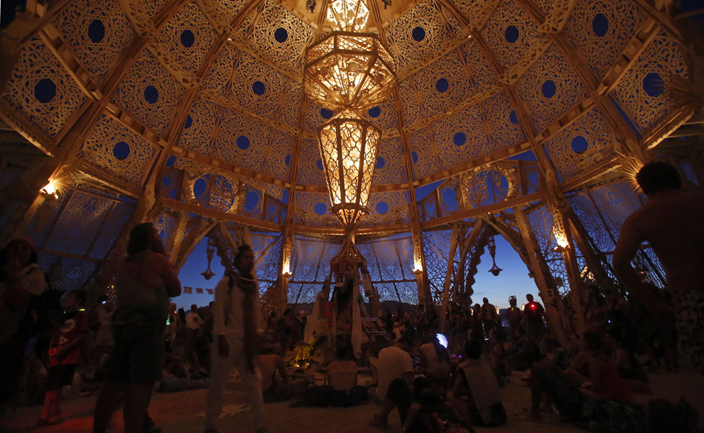 burning man temple of grace